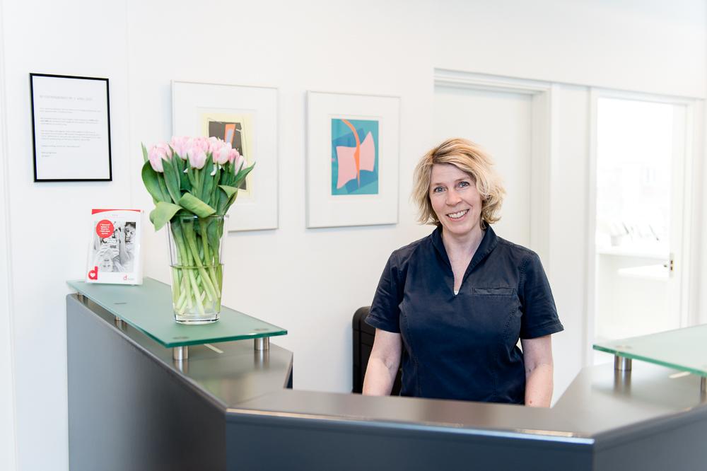 Tandlæge Lyngby - Rikke Hartlev