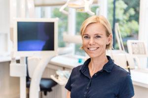Tandlæge Rikke Hartlev
